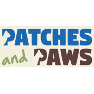 Patches and Paws logo